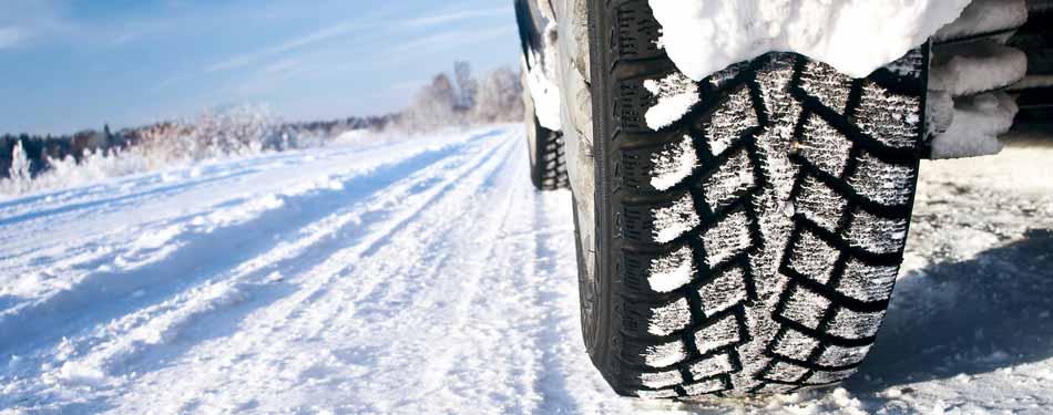 Winter Tires Vs. All Season Tires