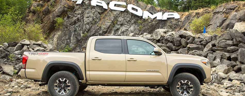 A Bit About The Toyota Tacoma